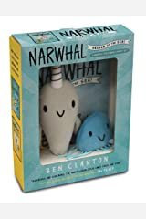 Narwhal and Jelly Book 1 and Puppet Set (A Narwhal and Jelly Book) Paperback
