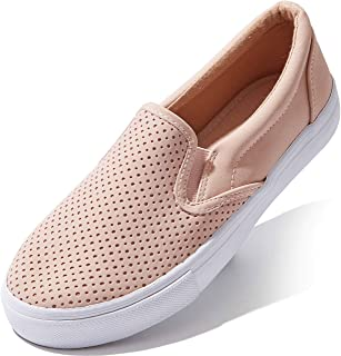 Unisex Flat Memory Foam Cushioned Insole Casual Slip-On...
