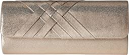 Jessica McClintock - Addison Shimmer Elongated Clutch