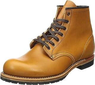 """[レッドウィング] Beckman Boot 6"""" Round-toe ベックマンブーツ チェストナッツ 革底 9013"""