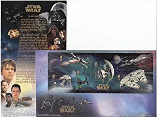 star wars stamps 1977