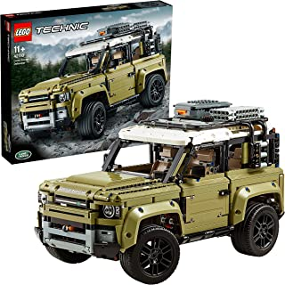 LEGO Technic - Land Rover Defender, Juguete