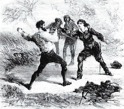 Combattimento fra Camillo Forni e Lanfranco Fontana