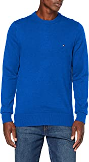 Tommy Hilfiger Pima Cotton Cashmere Crew Neck Suéter para Hombre
