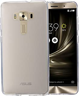 Asus ZenFone3 Deluxe ZS570KL TPU ケース カバー 耐衝撃 耐水 防指紋 散熱効果