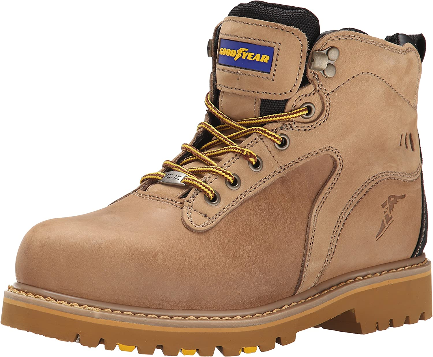 Goodyear Men's Darlington S Steel Toe Work Boot