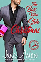 The Boss Who Stole Christmas (Reindeer Falls Book 1) (English Edition)