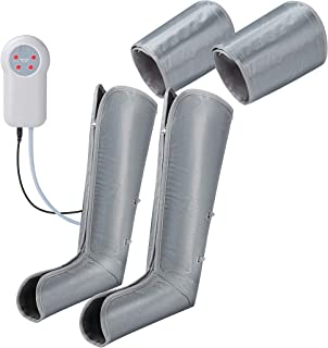 フットマッサージャー エアーマッサージャー フットマッサージ器 フットマッサージ機 ひざ/太もも巻き対応 自動モード 手動モード