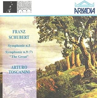 Schubert: Symphony No. 5 (New York, May 14, 1953) / Symphony No. 9 (7)