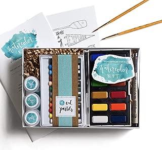 derwent watercolor travel kit