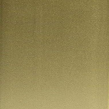 Henn&Hart Modern Geometric-Inspired Glass Coffee Table, One Size, Gold