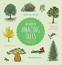 The Book of Amazing Trees /anglais
