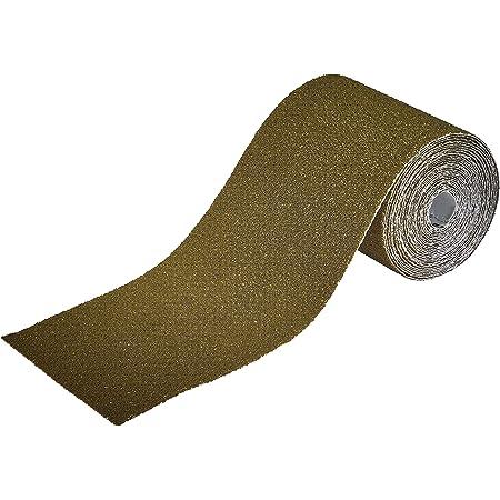 Wolfcraft 3170000 - Rollo Papel abrasivo, grano 40, 5 m x 93