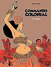 Livres Commando Colonial – tome 3 - Fort Thélème PDF