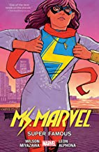 Ms. Marvel Vol. 5: Super Famous (Ms. Marvel (2015-2019)) (English Edition)