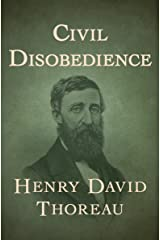 Civil Disobedience (Dover Thrift Editions) Kindle Edition