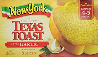 Marzetti, New York Texas Garlic Toast, 11.25 oz (Frozen)