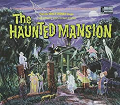 disney haunted mansion record