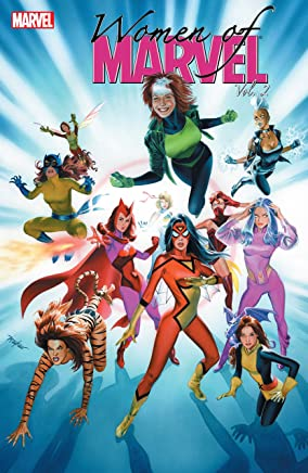 Women of Marvel Vol. 2 (Women of Marvel (2010))