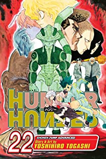 Hunter x Hunter, Vol. 22 (22)