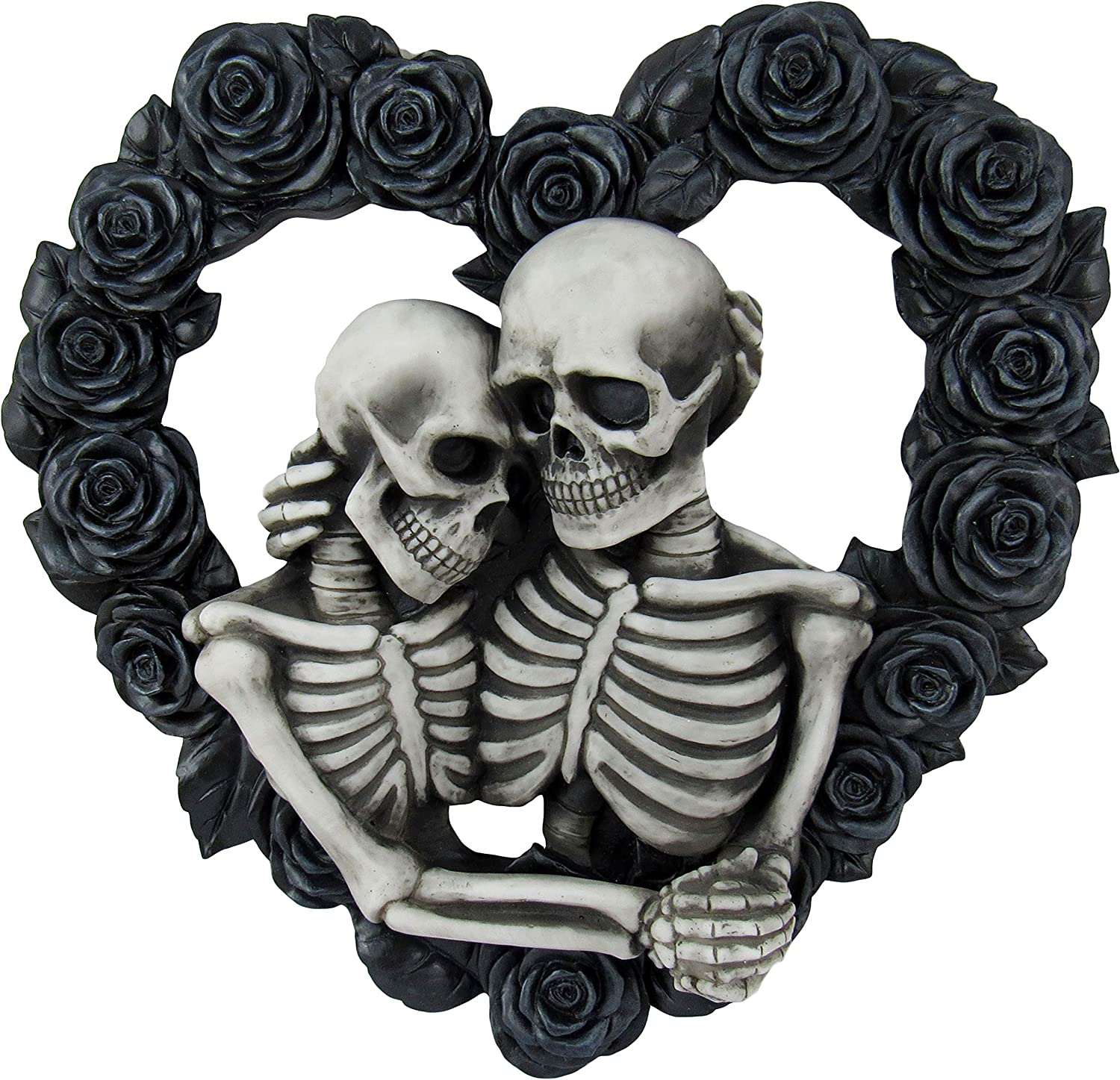 DWK - Our Love Sale SALE% OFF is All items in the store Eternal Gothic Skeleton Lovers Beautiful Emb