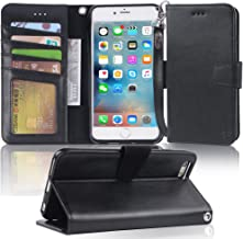 Best apple iphone 6s plus leather case black Reviews