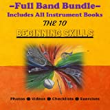 The 10 Beginning Band Skills for Beginning Band Instruments