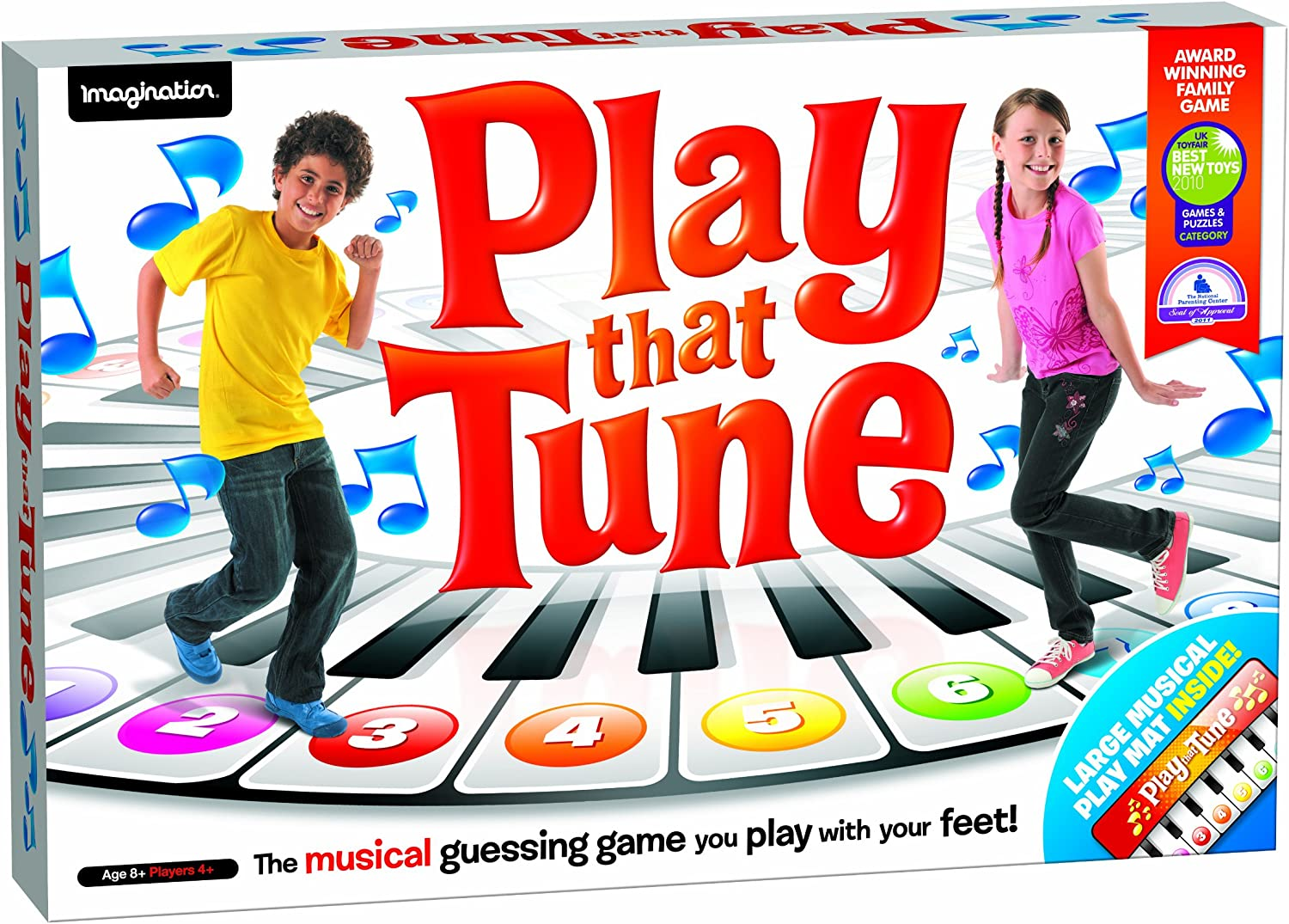 Imagination Games Play That Tune