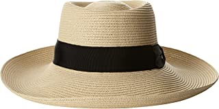 Gottex Women's San Santana Packable Sun Hat, Rated UPF 50+ for Max Sun Protection