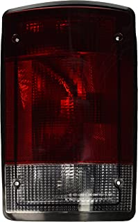 Depo 331-1933R-ACT Ford Econoline Right Hand Side CAPA Certified Tail Lamp Assembly