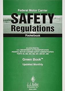 J.J. Keller 103 Federal Motor Carrier Safety Regulations Pocketbook