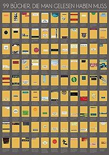 99 Bücher, die man gelesen haben muss: Eine Leseliste zum F