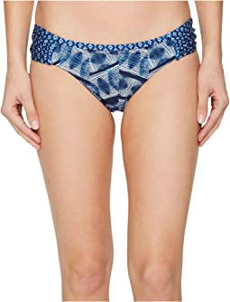Lucky Brand Nomad Ikat Reversible Side Sash Hipster Bottom