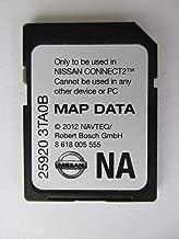 3TA0B 2013 NISSAN CONNECT SD CARD , NAVIGATION GPS MAP DATA , NAVTEQ , NA/NORTH AMERICA US CANADA 25920-3TA0B ,FOR 2013 SENTRA ALTIMA SEDAN XTERRA TITAN NV200 FRONTIER NV1500 NV2500 NV3500