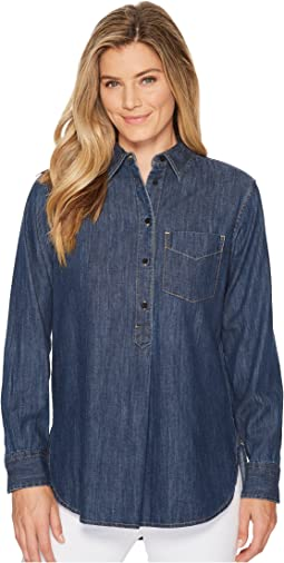 LAUREN Ralph Lauren - Long Sleeve Denim Shirt