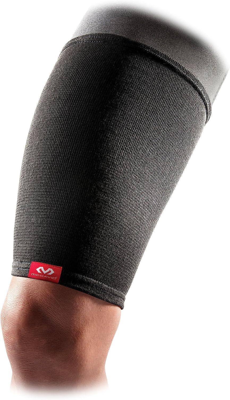 Genuine Free Shipping McDavid 514R Level 1 Black Sleeve Finally popular brand Elastic Thigh