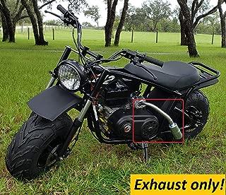 "7//8/"" Throttle /& Brake Cable Clamps 10 Vintage Mini Bike Go Kart Drift Trike"