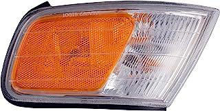 Dorman 1630665 Front Passenger Side Turn Signal / Parking Light Assembly for Select Honda Models