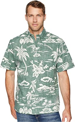 My Private Isle Classic Fit Aloha Shirt