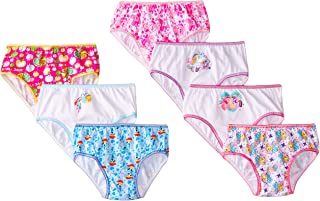 Handcraft Little Girls' My Little Pony Panty (Pack of 7)