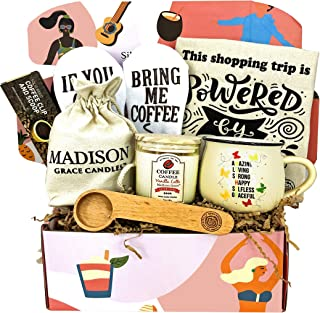 Mothers Gift box set by Silly Obsessions. Gift set gift idea for Mom on Mothers Day, Birthday and more. Gift Basket theme.