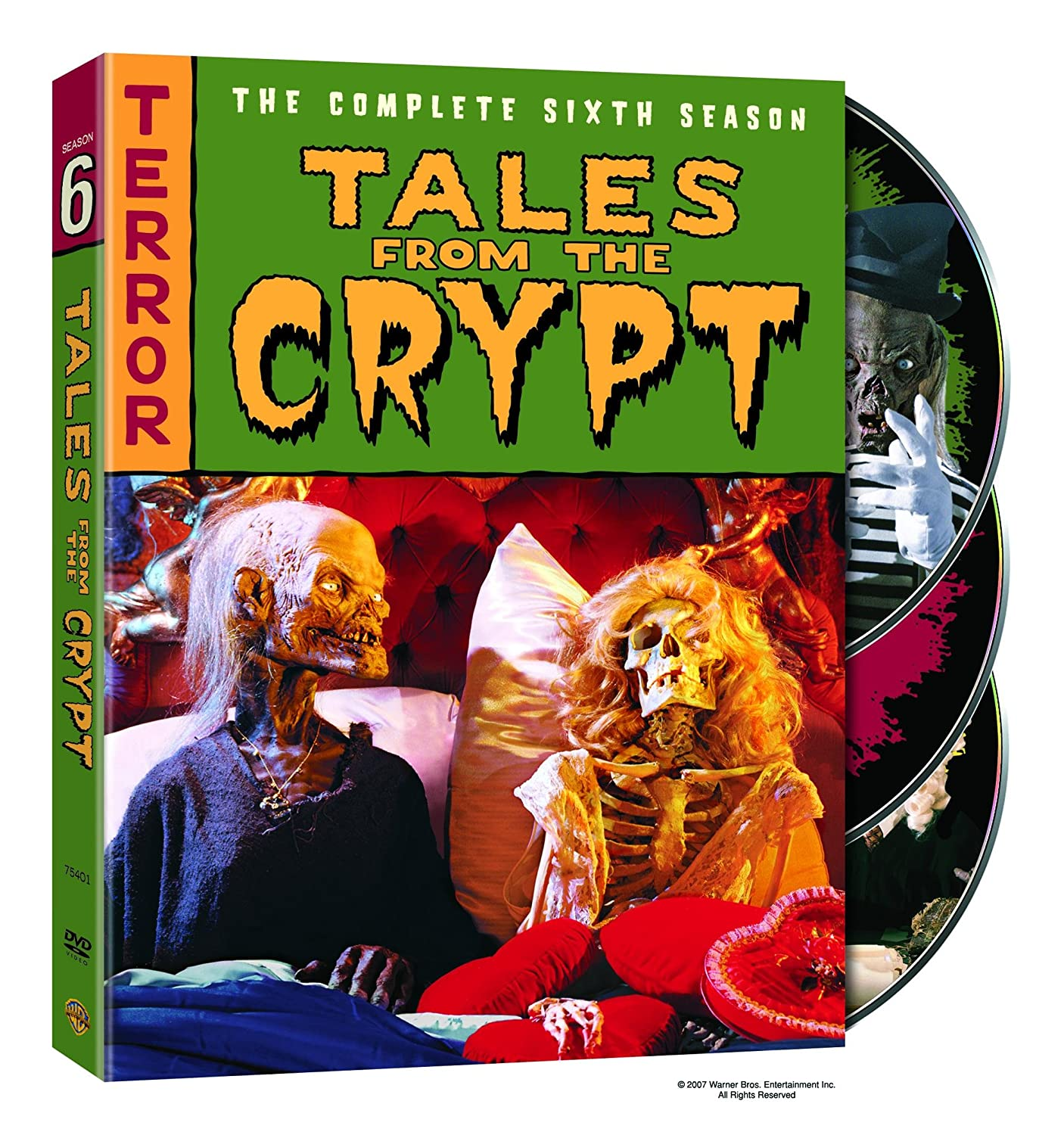 TALES FROM THE DVD CRYPT: S6 Max quality assurance 60% OFF
