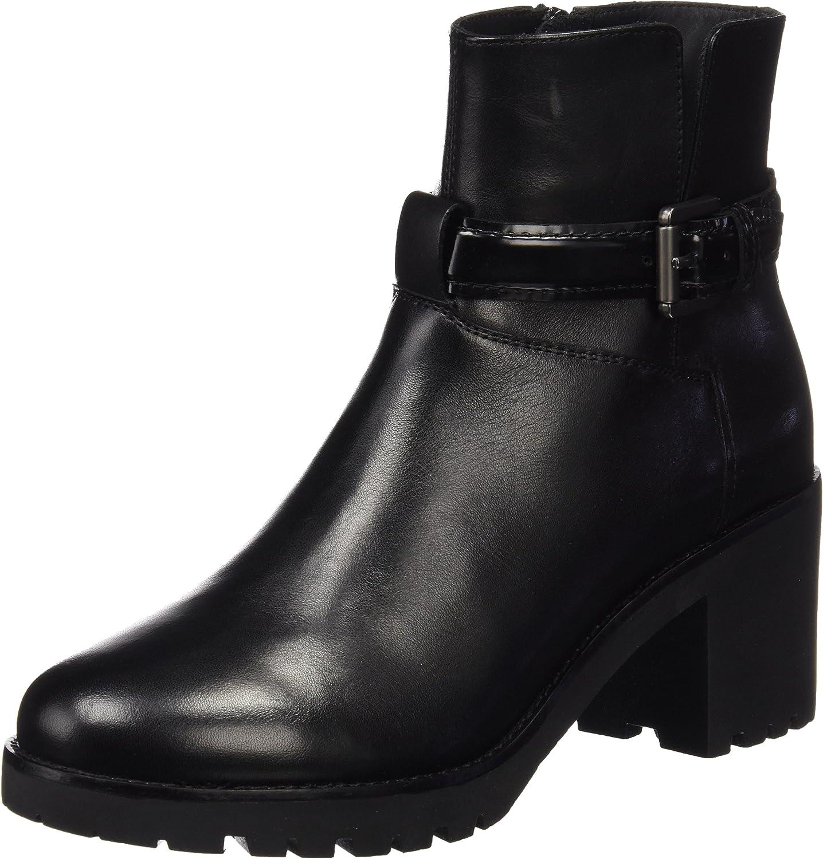 Geox Damen D New Dovelyn B B Kurzschaft Stiefel  garantiert