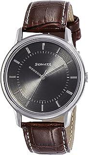 ساعة سوناتا للرجال