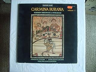 Harmonia Mundi - HM 335 - Carmina Burana - Volume 1 - Version originale et intégrale - Clemencic Consort - René Clemencic - (1 Disque Vinyle 33t LP)