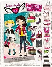 barbie fashion sticker book