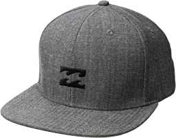 Billabong - All Day Heather Snapback