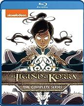 Legend of Korra: The Complete Series [Blu-ray]