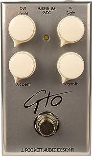 J. Rockett Audio Designs Tour Series GTO Guthrie Trapp Overdrive Guitar Effects Pedal