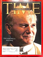 Time Magazine April 11 2005 Commemorative Issue  Pope John Paul II 1920 - 2005